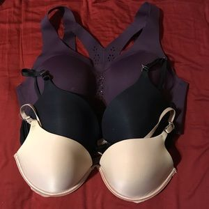 Victoria Secret bra bundle of 3